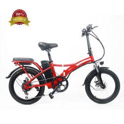 [20ينش] شعبيّة زاويّة يطوي كهربائيّة درّاجة [250و] [ديسك برك] [هندلبر] [فولدبل]