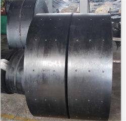 De Transportband van de Jakobsladder van de Hittebestendigheid Met het Koord van het Staal in de Installatie van het Cement