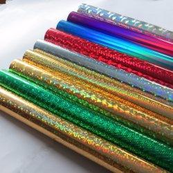 Hot Stamping película holográfica Lâmina
