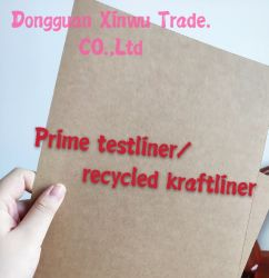 Castanho reciclado Camisa Kraft Cartão 500g para Papel Kraft Álbum