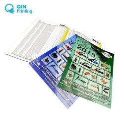 Katalog-Broschüre-Blättchen-Geschäfts-Druckservices