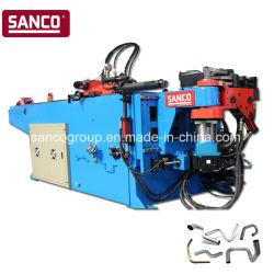 Sanco 3D Full eléctricos e hidráulicos CNC máquina de doblado automático de tubo de Benders