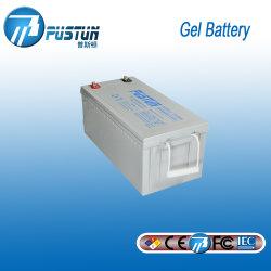 Китай Гелиевый аккумулятор 12V 200 Ач для солнечного зарядного устройства контроллера
