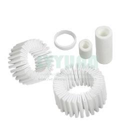 適用範囲が広いフィルター産業プラスチック粉は50ミクロン印刷インキ液体フィルター工業のためのプリーツをつけられたフィルターPEのろ過材を焼結させた