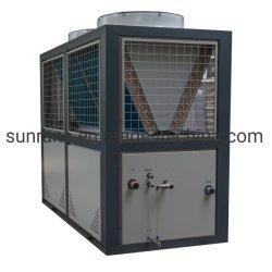 202kw extrusion de plastique et commercial de la machine source d'eau chauffe-eau à vis de pompe à chaleur refroidisseurs