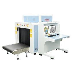 Inspection des bagages de rayons X Scanner pour numériser des documents, ordinateur portable dans Office, le gouvernement de la machine à rayons X