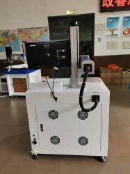 금속과 비 금속 제품라인을%s 광섬유 비전 파이프라인 Laser 표하기 기계