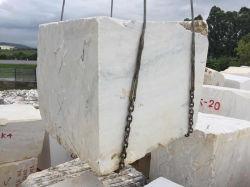 構築のためのCalacattaまたはカラーラの新しい白い石造りの大理石かフロアーリングまたは壁または台所または浴室