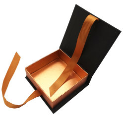 Papiergeschenk-Kasten für Luxuxdarstellungs-Zigarre