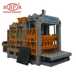 Qt10-15F5200una máquina bloquera Hfb automática máquina de ladrillos en Nigeria
