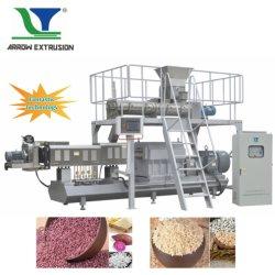 [س] شهادة فوقيّة أرزّ /High نوعية آليّة ينبثق أرزّ معدّ آليّ