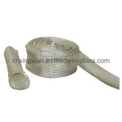 280-550 열 절연제를 위한 섭씨 내화성이 있는 섬유유리 소매