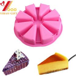 La decoración de pastel de chocolate personalizadas del molde para hornear Moldes de Silicona FDA Tool