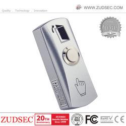 Alliage de zinc métal Système de contrôle d'accès de la porte de sortie de déverrouillage de porte de l'interrupteur pousser le bouton Quitter