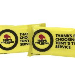 Tous les jours de tissus antibactériens nécessaires Wet Wet Wipes Travel Pack de tissus de poche