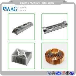 Radiador Industrial y de disipador de calor y componentes para automóviles y el barco y otras máquinas