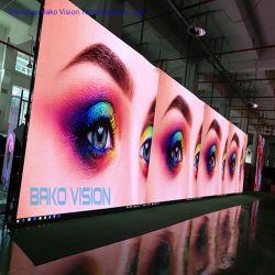 Haute résolution P3.91 carte du panneau de l'écran couleur pleine écran LED de location d'intérieur