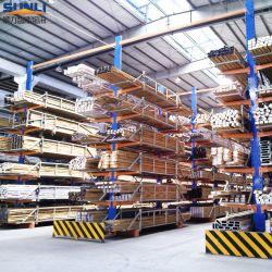 Двойные боковые промышленных систем хранения данных для тяжелого режима работы для установки в стойку для канала PVC