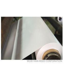 De witte Ondoorzichtige Plastic Film van het Blad pvc voor de Druk en de Laminering van de Kaart