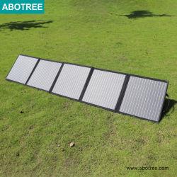 Flexibele/Draagbare Veilig/Vouwbaar/Vouwend de Algemene Lader van het Zonnepaneel voor het Kamperen (200W)