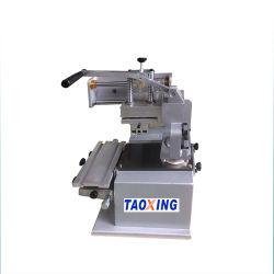 Stampante manuale sigillata del rilievo di singolo colore della tazza dell'inchiostro per il trasferimento 80*80mm di marchio DIY