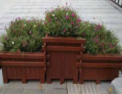 園芸木の花ボックス野菜プランター
