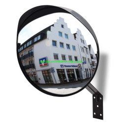 Flexibler runder doppelseitiger Wand-Verkehrs-konkaver konvexer Spiegel