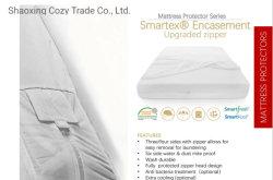 Protecteur de matelas imperméable matelassée en coton