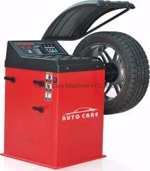 Equilibrage des roues de pneus de voiture automatique de la machine pour balancer la réparation