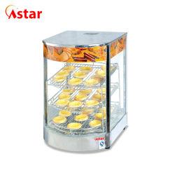 Astarのケイタリング装置の酒保、パン屋のための小型食糧表示ウォーマーは、タルトに卵を投げつける
