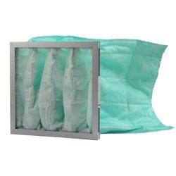 Эбу подушек безопасности/карманный фильтр с Non-Woven ткань для очистки номер рабочего совещания