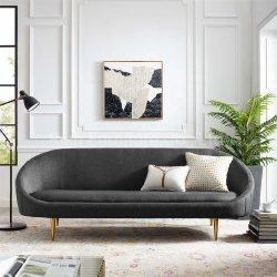 Cet hôtel de style nordique meubles de salon canapé Sellerie tissu ensemble canapé moderne