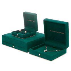 Farbe, Größe, Material und Firmenzeichen kundenspezifische Luxuxschmucksachen/Uhr/Geschenk-Kasten