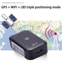 GF-21 мини GPS Tracker APP голосового управления для защиты от краж магнитного обнаружения устройства для записи голоса для транспортного средства/CAR/лицо местоположение