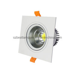 Высокое качество встраиваемый светильник акцентного освещения светодиодная лампа с светодиод початков