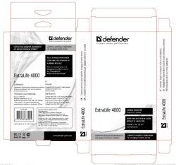 Haute résistance Carte personnalisée Litho Impression d'emballage pour l'affichage en supermarché