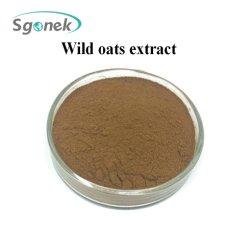 100%の自然な有機性純粋な野生オートムギエキスの粉の低価格の野生オートムギエキスの原料の野生オートムギエキス