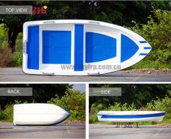 Barco de pesca comercial de fibra de vidrio, RC Barco Casco Fibra de vidrio, fibra de vidrio de bote Panga