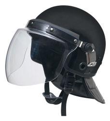 Эбу АБС военной полиции Армии Надежная система безопасности быстро защитного по борьбе с беспорядками шлем