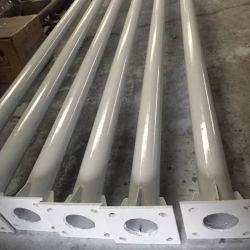 Ferro Fundido Galvanizados decorativos exteriores postes de iluminação