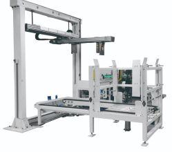 Haute vitesse et boîte de carton de cas automatique complet de coordonner la formule Palletizer/palettisation avec empilage de la machine pour l'emballage et la ligne de conditionnement
