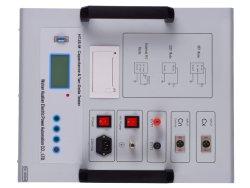 Htjs-M 변압기 기름 유전 손실 검사자 또는 변압기 소산 인자 검사자