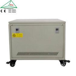 Настраиваемые 5 КВА сухого типа медного провода питания Трансформатор в системе трансмиссии