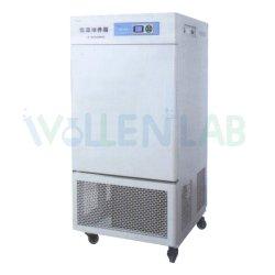Pantalla LCD de laboratorio bioquímico incubadora inteligente biológica de refrigeración con el último controlador PID