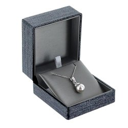 Eleganter Plastikschmucksache-Kasten-Ring schachtelt das hängende Kasten-Armband-Kasten-Geschenk-Verpacken
