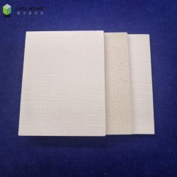 Feuille de magnésium de verre pour toilettes Salle de bains carrelage ciment Backer Conseil