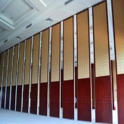 De moderne Muren van de Verdeling van de Muren van het Hotel Beweegbare Opereerbare Akoestische voor de Zaal van het Banket