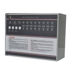 Alarme de Incêndio Expert 2 convencionais da zona de alarme de incêndio do Sistema de Controle de Alarme de Incêndio do painel de controle
