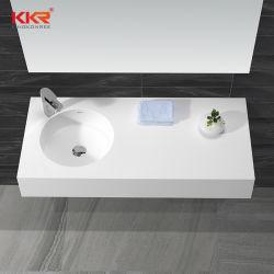Современная ванная комната для настенного монтажа на поверхность твердых поглотителей для отеля (B200107)