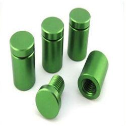 Kundenspezifisches Präzisions-Edelstahl-Messingmetallaluminiumdistanzhülsen-Distanzstück-Unterlegscheiben